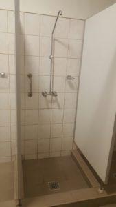 Zuhanyzó duguláselhárítás